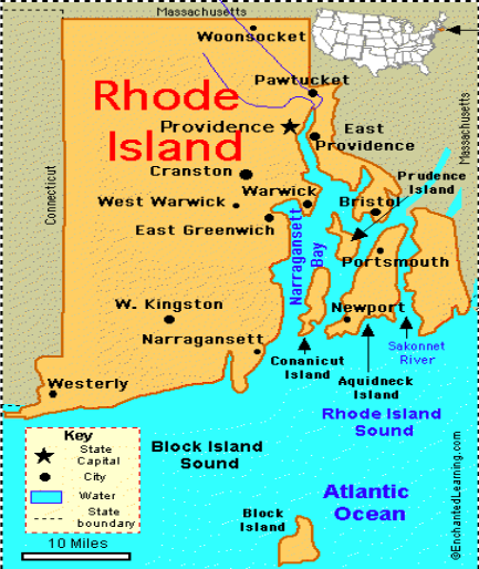 Rhode Island Business Financing